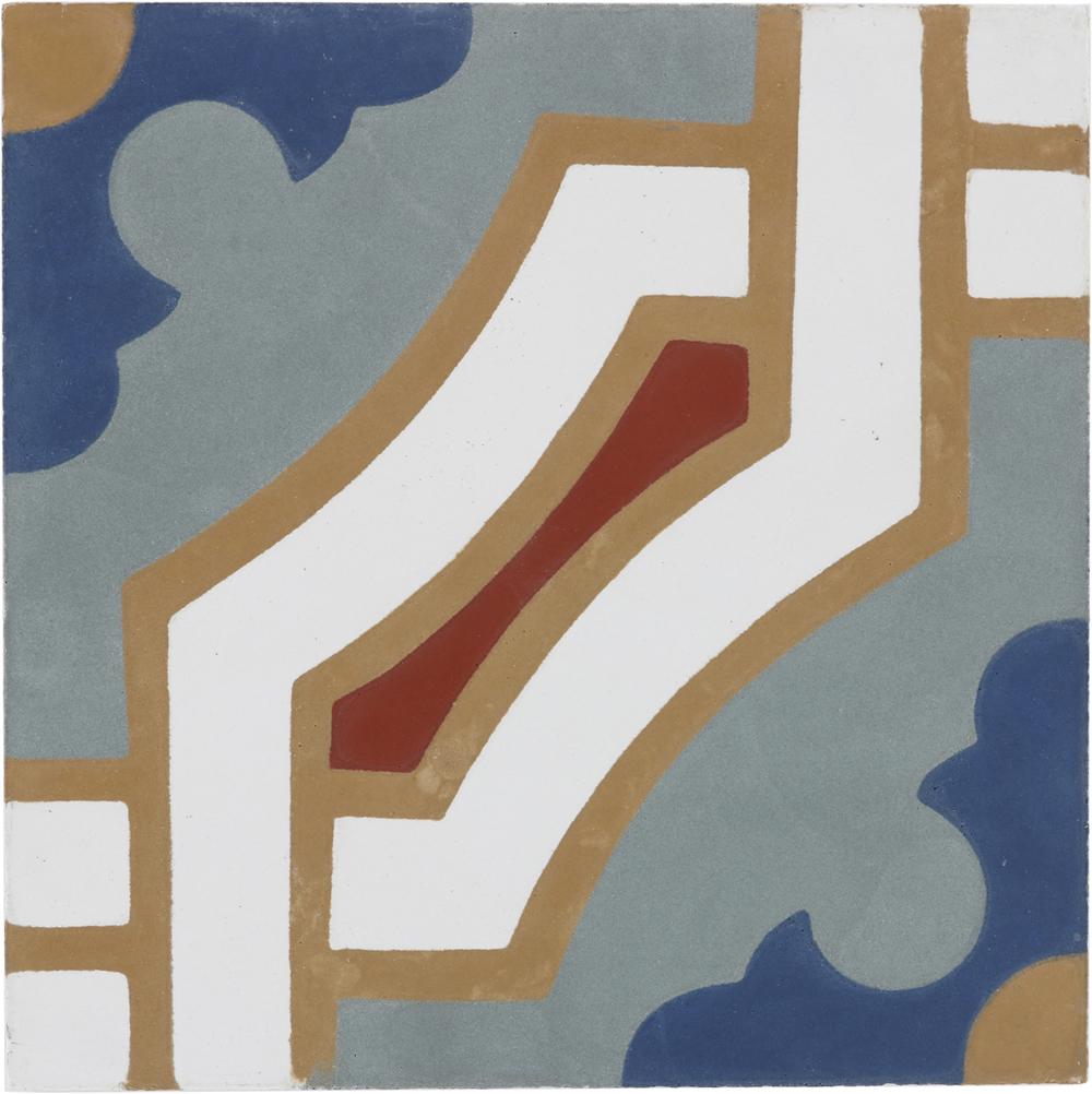 Palau Barcelona Cement Floor Tile
