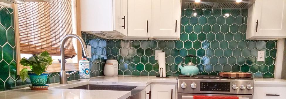 Hexagon Ceramic Tile