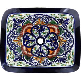 talavera-ceramic-handpainted-rectangular-drop-in-self-rimming