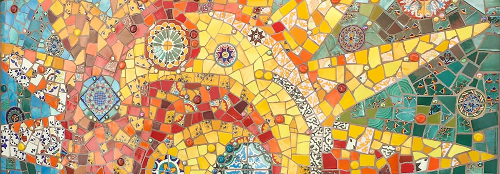 Broken Tile For Mosaics