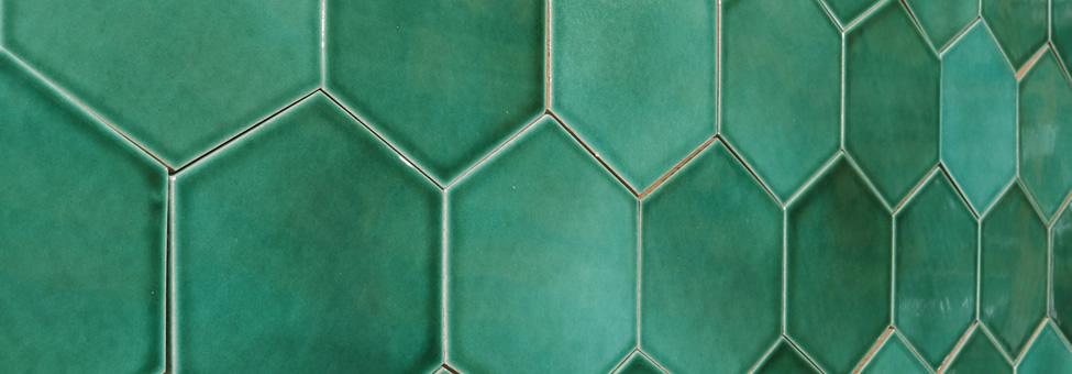 Talavera Mexican Ceramic Tile - Hexagonal on mexican bathroom design ideas, kitchen wall decor ideas, small kitchen design ideas, subway tile kitchen design ideas, mexican tile design ideas, mexican tile for outdoor kitchen,