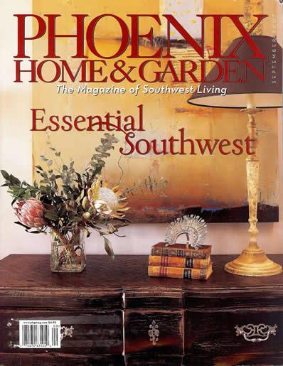 As Seen On Phoenix Home Garden Magazine