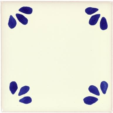 Blue Ville Talavera Mexican Tile