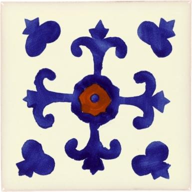 Valencia Talavera Mexican Tile