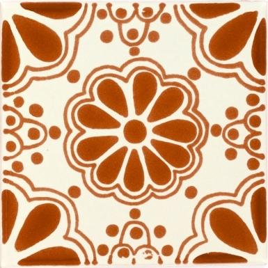 TC Lace Talavera Mexican Tile