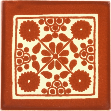 TC Damasco Talavera Mexican Tile