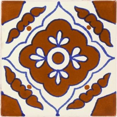 Toledo Talavera Mexican Tile