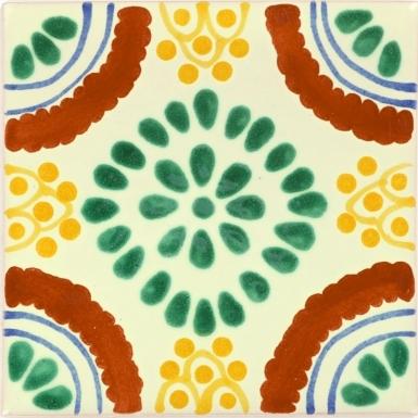 Chapala Talavera Mexican Tile