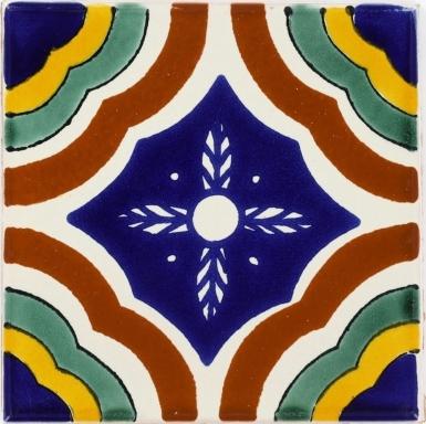 Palacio Especial Talavera Mexican Tile