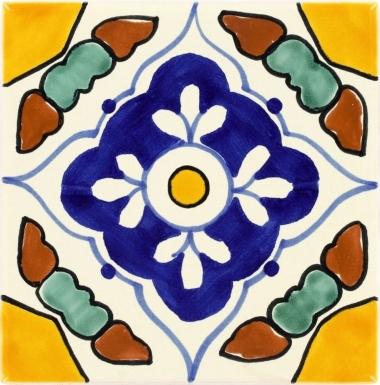 Guadalajara Talavera Mexican Tile