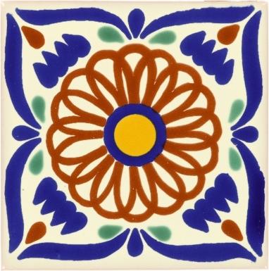 Universe Talavera Mexican Tile