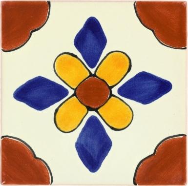 Toluca Talavera Mexican Tile