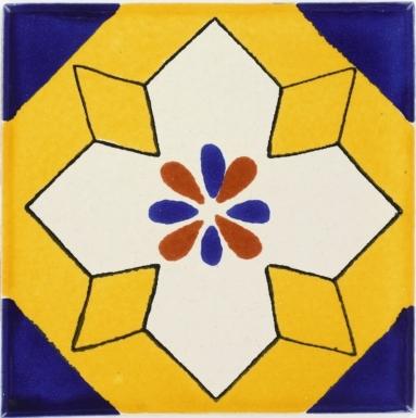 Potosi Talavera Mexican Tile