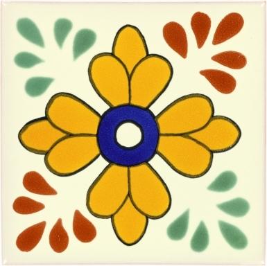Comitan Talavera Mexican Tile