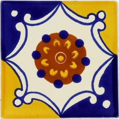 San Miguel Talavera Mexican Tile