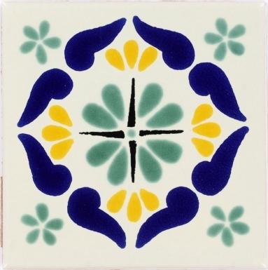 Dolores Talavera Mexican Tile