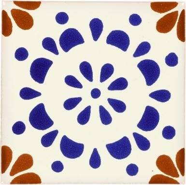 Rocio Talavera Mexican Tile