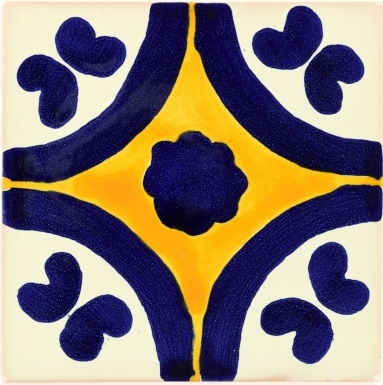 Puebla Talavera Mexican Tile