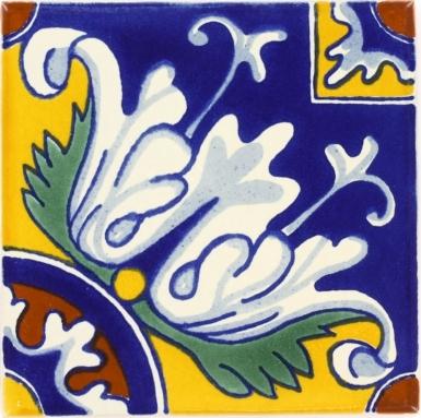 Romanesco Talavera Mexican Tile