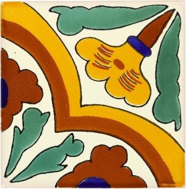 Primavera Talavera Mexican Tile