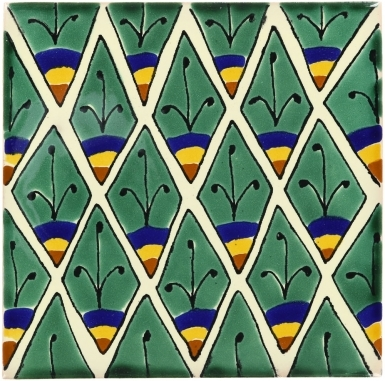 Pavorreal Talavera Mexican Tile