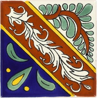 Morelia Talavera Mexican Tile
