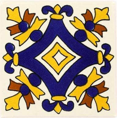 Guanajuato Talavera Mexican Tile