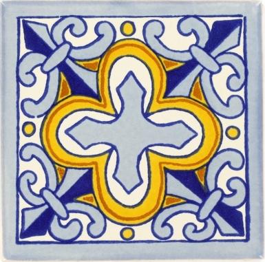 Escudo Talavera Mexican Tile