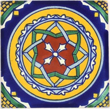 Constelacion Talavera Mexican Tile