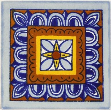 Veleta Talavera Mexican Tile