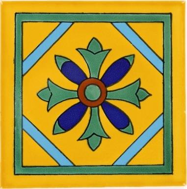 Tulum Talavera Mexican Tile
