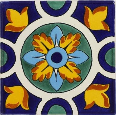 Alcora Talavera Mexican Tile