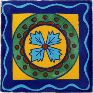 Fiesta Talavera Mexican Tile