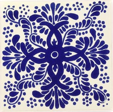 Veronica Talavera Mexican Tile