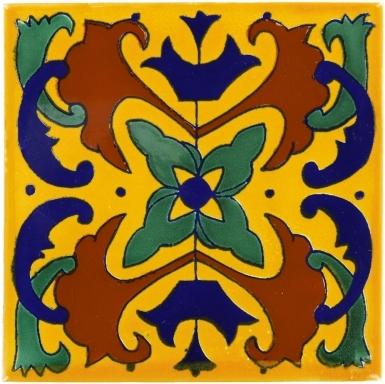 Biarritz Talavera Mexican Tile