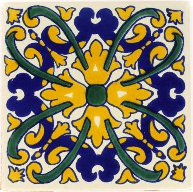 Charlotte Talavera Mexican Tile