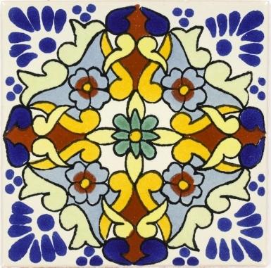 Grace Talavera Mexican Tile