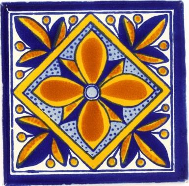 Santander Talavera Mexican Tile