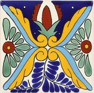 Jalapa Talavera Mexican Tile