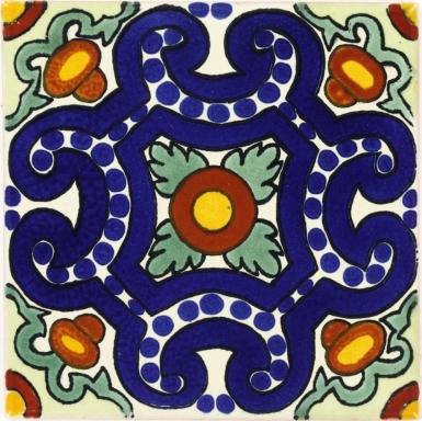 Tampico Talavera Mexican Tile