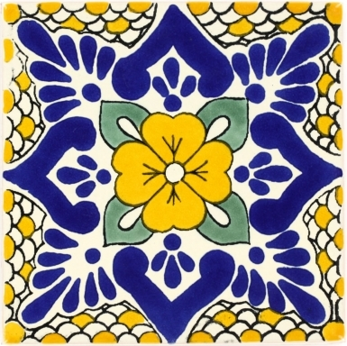 Polanco Talavera Mexican Tile