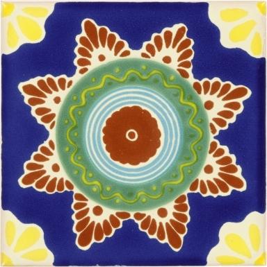 Nopala Talavera Mexican Tile