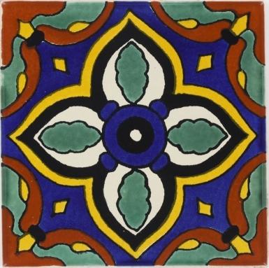 Livorno Talavera Mexican Tile