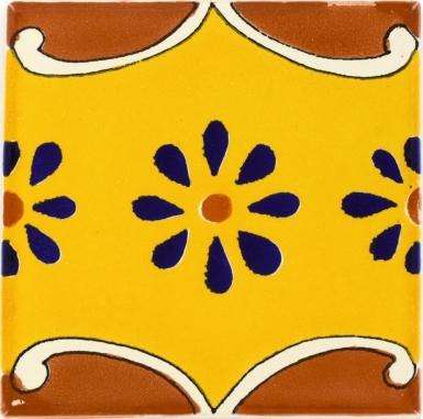 Circus Talavera Mexican Tile