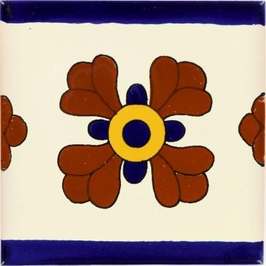 Seville Talavera Mexican Tile