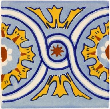 Cuerda Talavera Mexican Tile