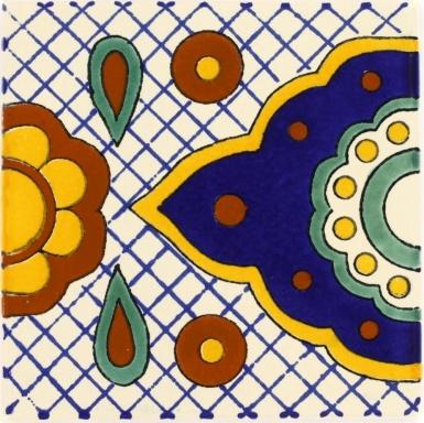 Tepic Talavera Mexican Tile