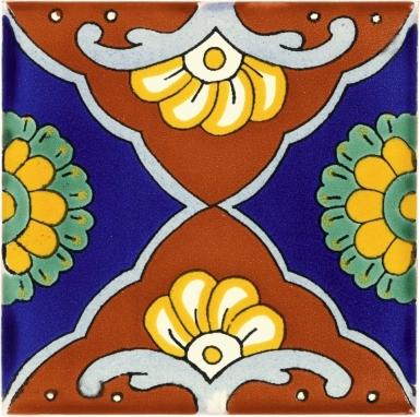 Tapalpa 1 Talavera Mexican Tile