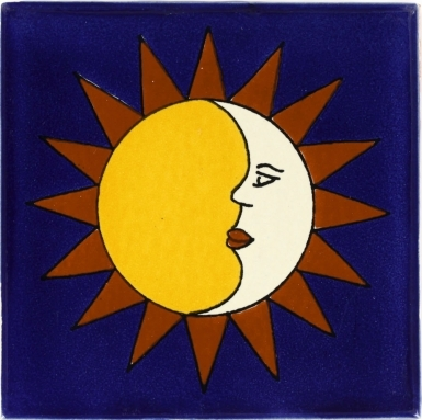 Eclipse Talavera Mexican Tile