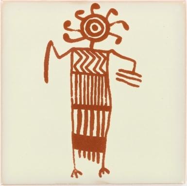 Shaman Talavera Mexican Tile